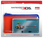 Hori Mario Kart 7 Protector & Easy Pouch Set (3DS)