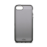 Puro Plasma Cover Black (iPhone 5/5s/SE)