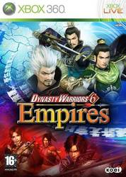 Dynasty Warriors 6 Empires XBOX 360