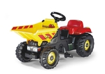 Rolly Toys Rolly Kids Pedal Dumper Truck