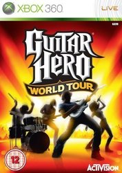 Guitar Hero World Tour Game Only XBOX 360