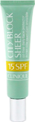Clinique Sun City Block Face Cream SPF15 40ml