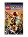Lego Indiana Jones 2 The Adventure Continues PSP