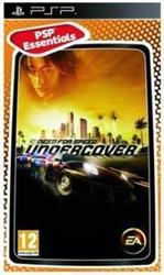 Need For Speed Undercover Essentials PSP