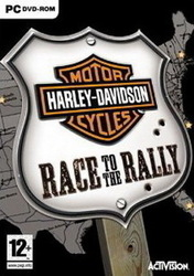 Harley-davidson Motorcycles Race To The Rally PC