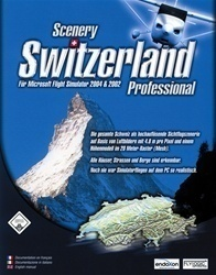 Scenery Switzerland Pro PC