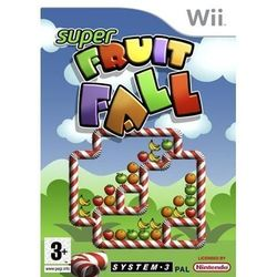 Super Fruit Fall WII