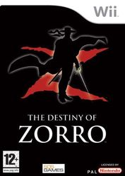 The Destiny Of Zorro WII