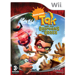 Tak And The Guardians Of Gross WII