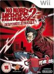 No More Heroes 2 Desperate Struggle WII