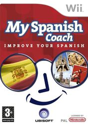 My Spanish Coach WII