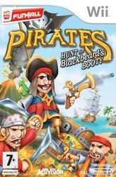 Pirates Hunt For Blackbeard's Booty WII