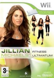 Jillian Michaels' Fitness Ultimatum 2009 Wii