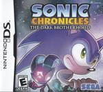 Sonic Chronicles The Dark Brotherhood DS