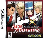 Ace Attorney Apollo Justice DS