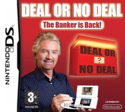 Deal Or No Deal The Banker Is Back! DS