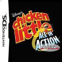 Chicken Little Ace In Action DS