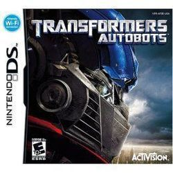 Transformers The Game Autobots DS
