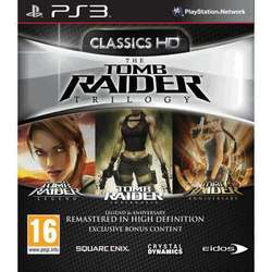 Tomb Raider Trilogy PS3