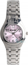 Lotto Pink Stainless Steel Bracelet LF2101-06