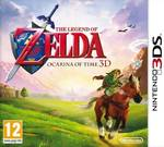 The Legend of Zelda: Ocarina of Time 3D 3DS