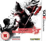 Resident Evil The Mercenaries 3D 3DS