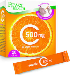 Power Health Vitamin C 500mg 20 φακελίσκοι