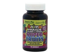 Nature's Plus Animal Parade Super Fruits (chewable) 90tabs