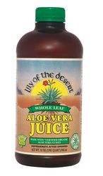 Nature's Plus Aloe Vera Whole Leaf Juice 99,7%/ 946 ml