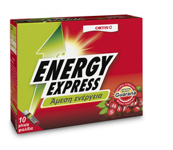 Ortis Energy express10x15ml
