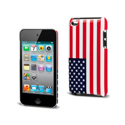 Muvit USA Flag (iPod Touch 4th Gen)