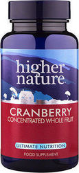 Higher Nature Cranberry Super Strength 30 tabs