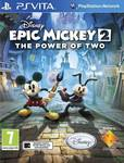 Disney Epic Mickey 2: The Power of Two PSVita