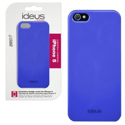 Ideus Glossy Blue (iPhone 5/5s/SE)