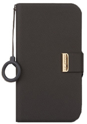 Kalaideng Unique Folio Case Black (iPhone 5/5s/SE)