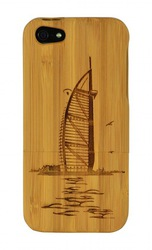 Perimac Premium Wood Case Burj al Arab (iPhone 5/5s/SE)