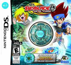 Beyblade: Metal Fusion DS