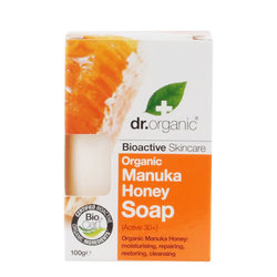 Dr.Organic Manuka Honey Soap 100gr