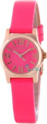 Oozoo Timepieces Fuchsia Leather Strap C5788