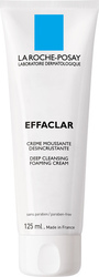 La Roche Posay Effaclar Deep Cleansing Foaming Cream 125ml