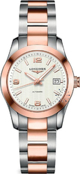 Longines Conquest Automatic Stainless Steel Bracelet L22855767