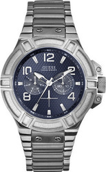 Guess Multifunction Stainless Steel Bracelet W0218G2