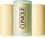 Clinique 3 Little Soaps for Mild Skin with Travel Dish 3x50gr