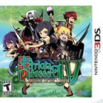 Etrian Odyssey IV: Legends of the Titan 3DS