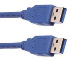 Viewcon USB 2.0 Cable USB-A male - USB-A male 1.5m (WU048)