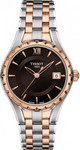 Tissot Classic Ladies Two Tone Stainless Steel Bracelet T072.210.22.298.00