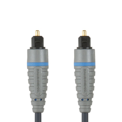 Bandridge Digital Optical Audio Cable TOS male - TOS male 1m (BAL5601)