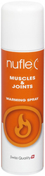 Nuflex Warming Spray 150ml