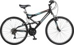 Clermont Pamir 984 Dual Suspension 26""