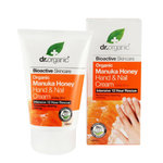 Dr.Organic Manuka Honey Hand & Nail Cream 125ml